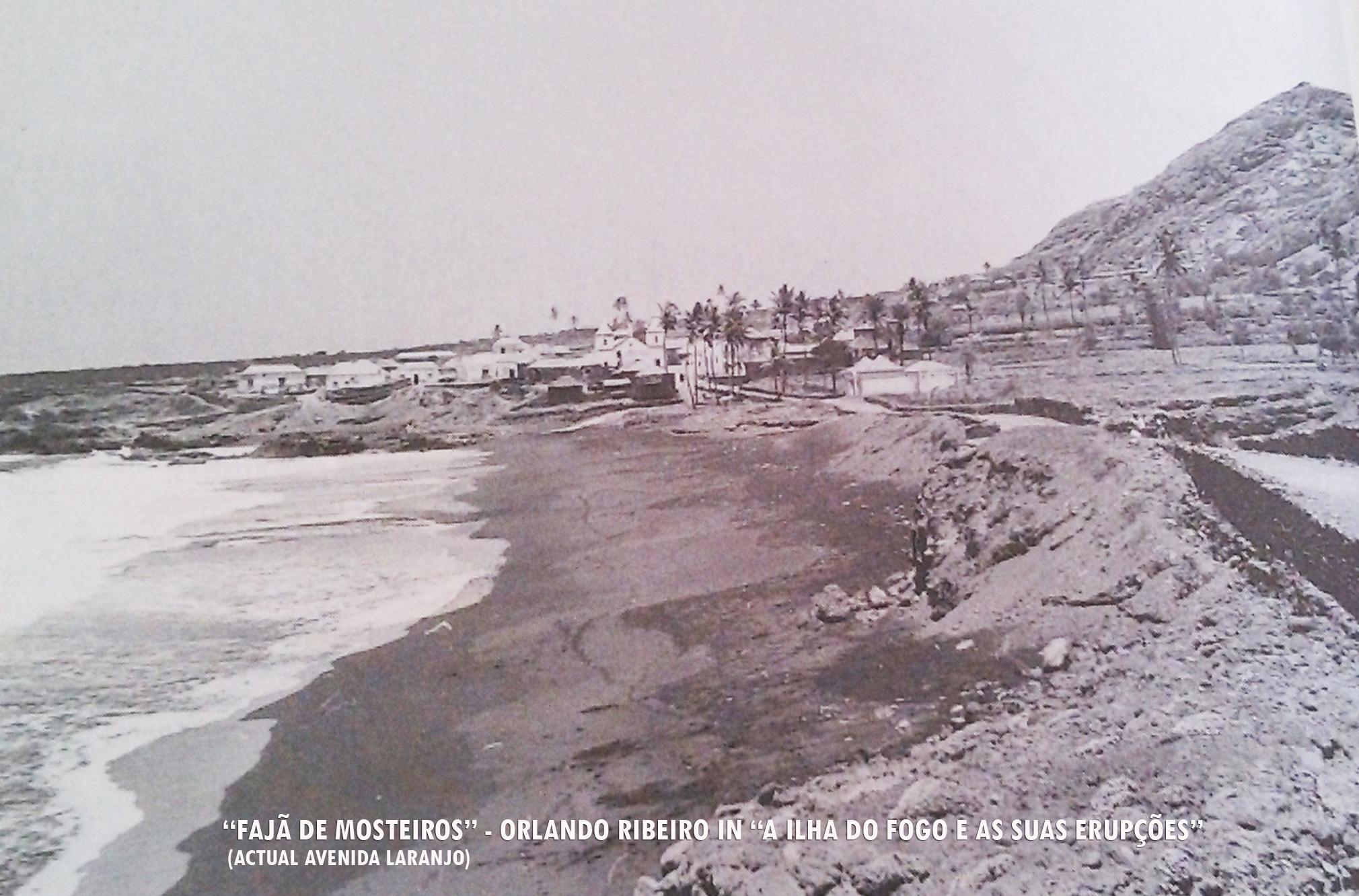 Historia Municipio Mosteiros