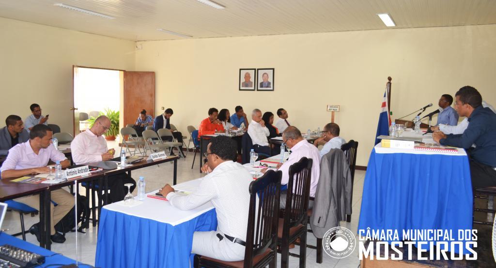 Sessão da Assembleia Municipal