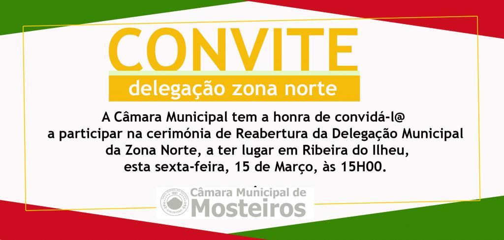 Reabertura Delegação Municipal Norte