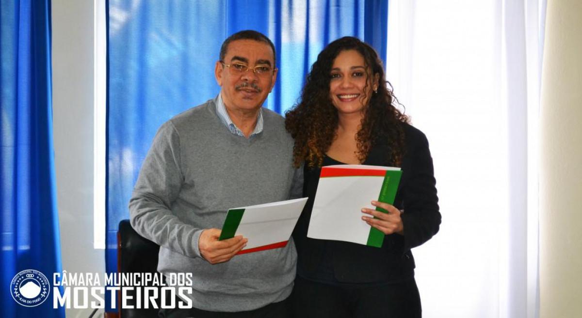 Cultura: Câmara Municipal e Sociedade Cabo-verdiana de Música formalizam parceria
