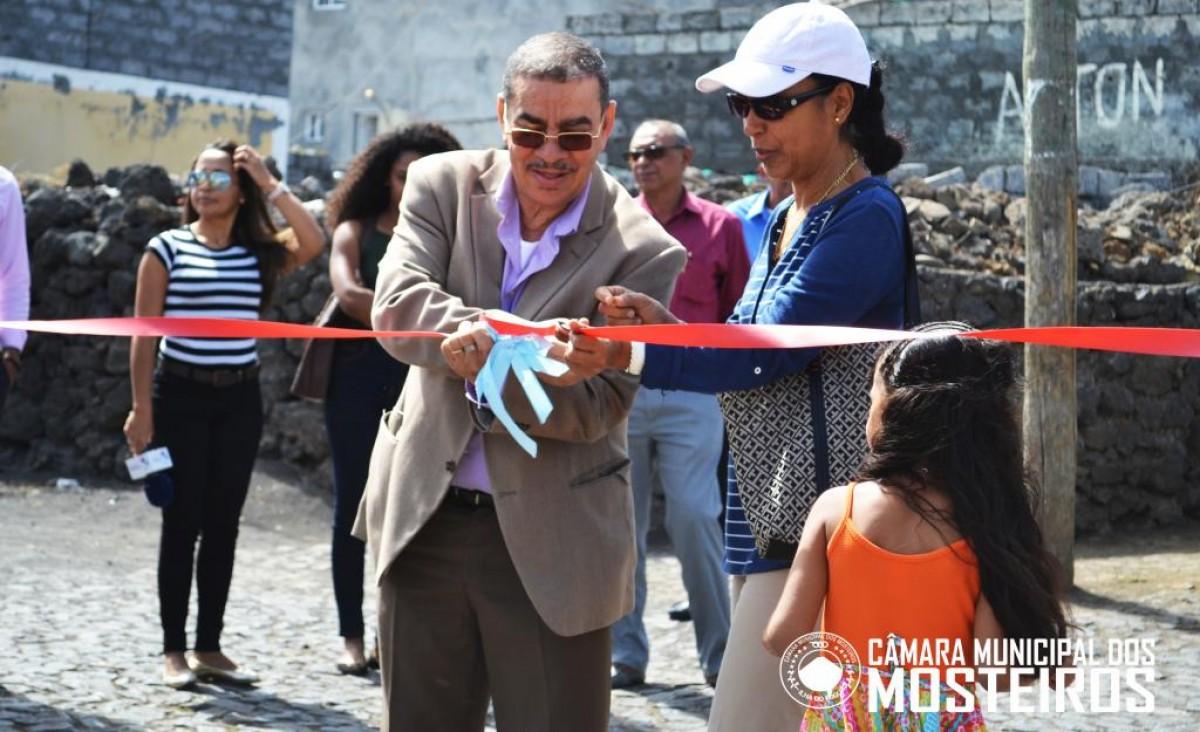 Obras: Acesso à 'Casa para Todos' inaugurado