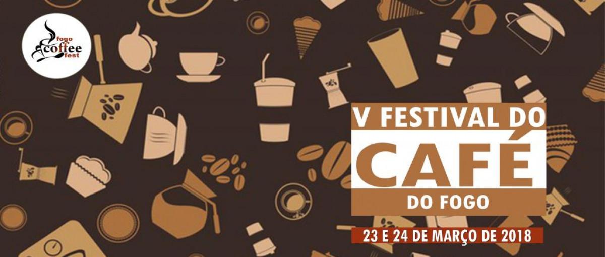 Cultura: 5º Festival do Café do Fogo começa hoje