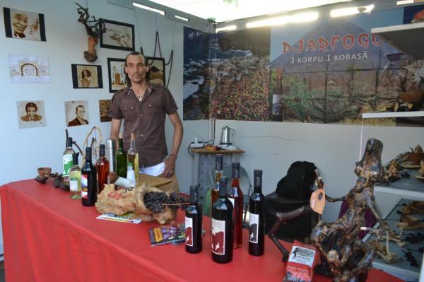 Cultura: Mosteiros representa ilha do Fogo no AME'18