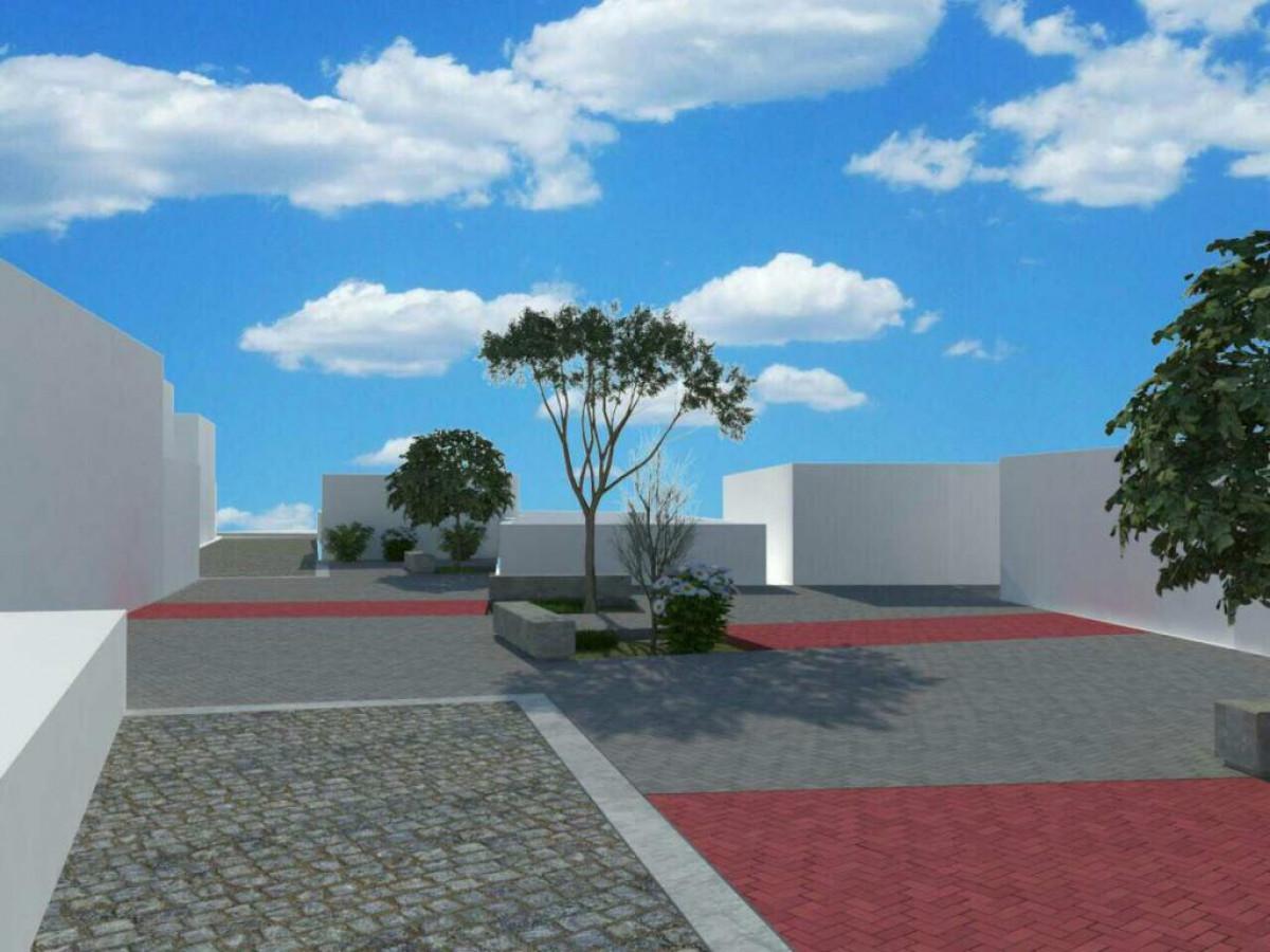 Obras: CMM lança 1ª pedra para requalificação da rua Maria Santa Alves na cidade de Igreja