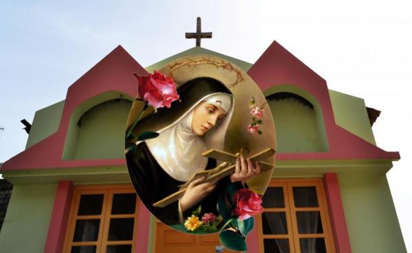 Tradição: Mosteiros celebra Santa Rita