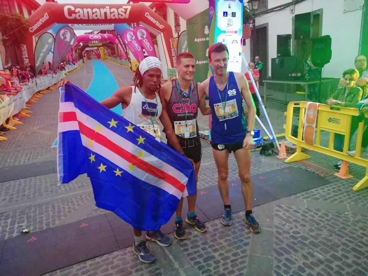Atletismo: Kueny Miranda medalha de prata nos 15 km do Desafio dos Picos em Canárias
