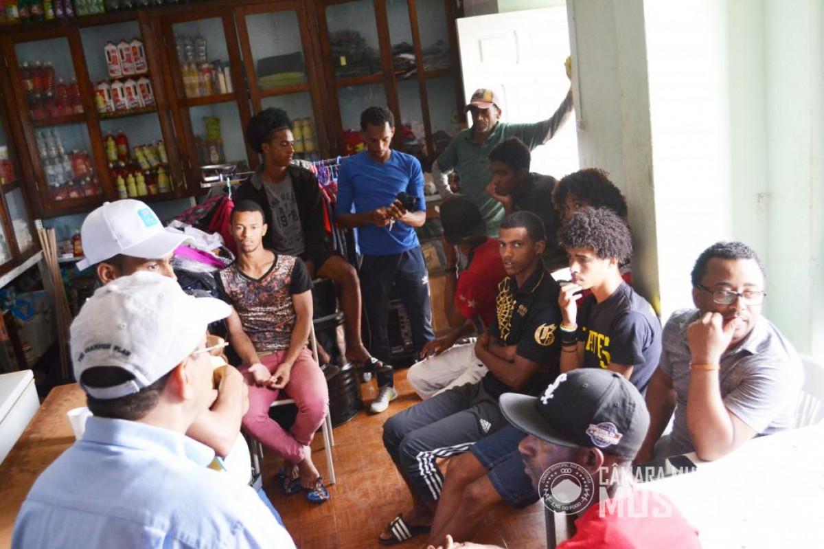 Comunidades: Equipa da Câmara visita localidades afetadas pela interdição do troço de estrada de Sumbango