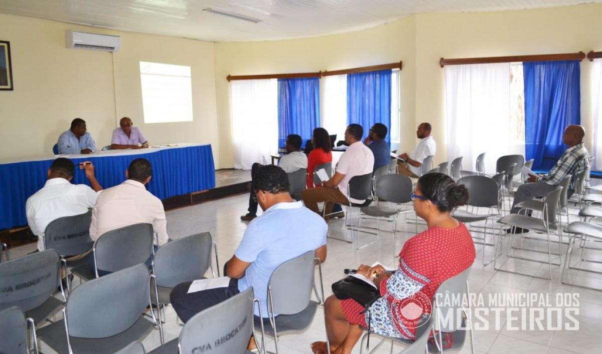 Estatísticas: INE apresenta nos Mosteiros projeto do 5º Recenseamento Geral da População e Habitação