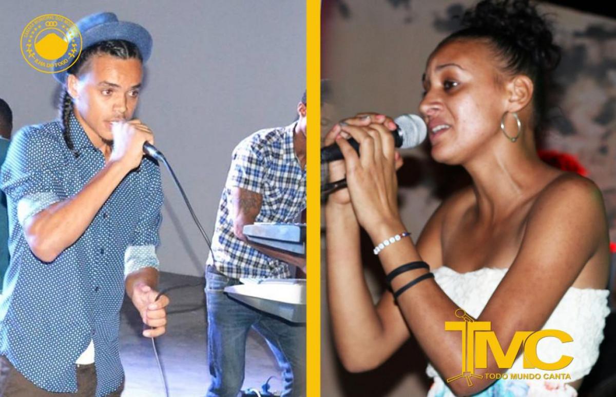 Todo Mundo Canta: Ailine Andrade e Miguel Pires apurados para a Final