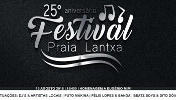25º Festival de Praia Lantcha
