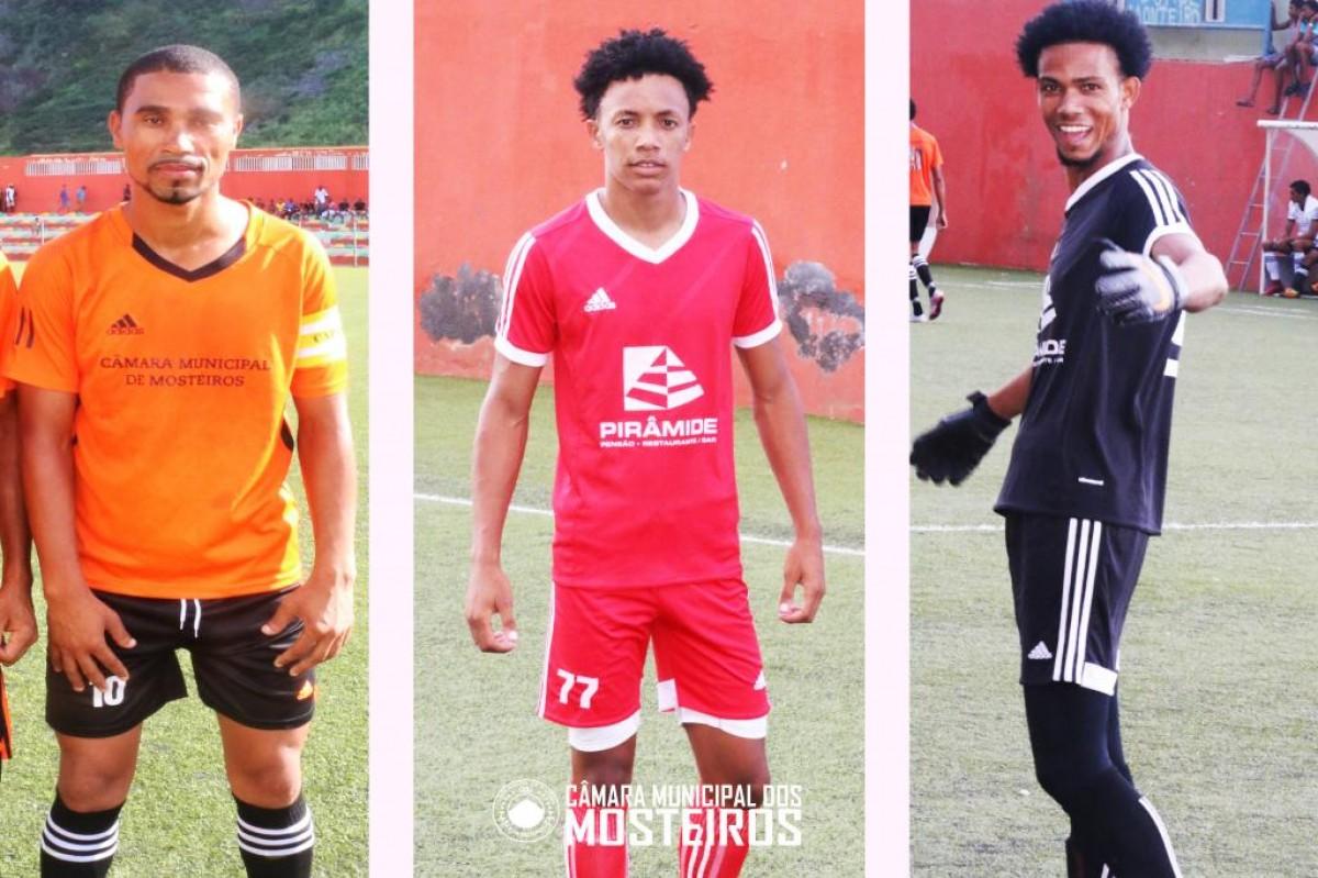 Campeonato Inter-zonas de Futebol: Cá é o melhor jogador, Dju o melhor marcador e Tata o melhor guarda-redes da prova