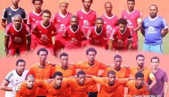 Final Campeonato Inter-zonas de Futebol