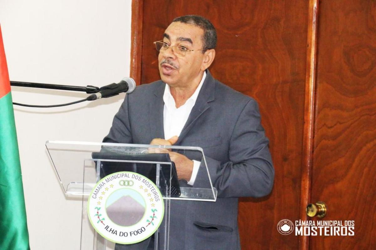 V Conselho Geral ANMCV: Discurso de abertura do presidente Carlos Fernandinho Teixeira