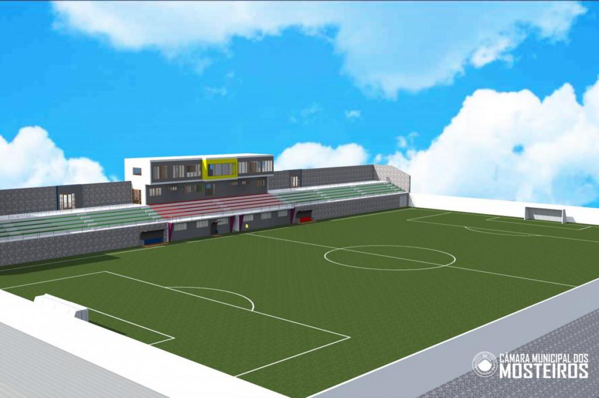 PA 2019: Ribeira do Ilhéu vai ter estádio com Campo Relvado