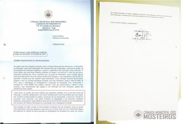 Polivalente de Mosteiros Trás: Câmara alertou Ministério da Educação há 7 meses para possibilidade de encerramento