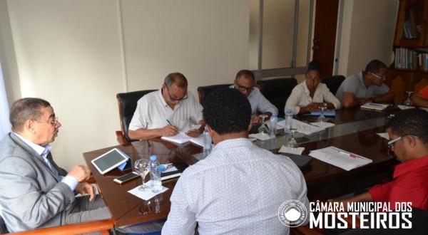 Reunião Camarária: Inaugurações e Plano Trimestral na 1ª sessão ordinária do ano