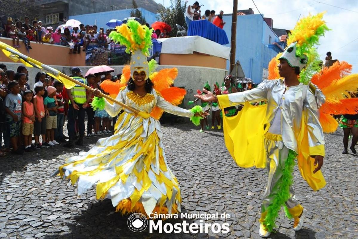 Carnaval: Surpresa sai vencedor e leva quase todos os prémios individuais