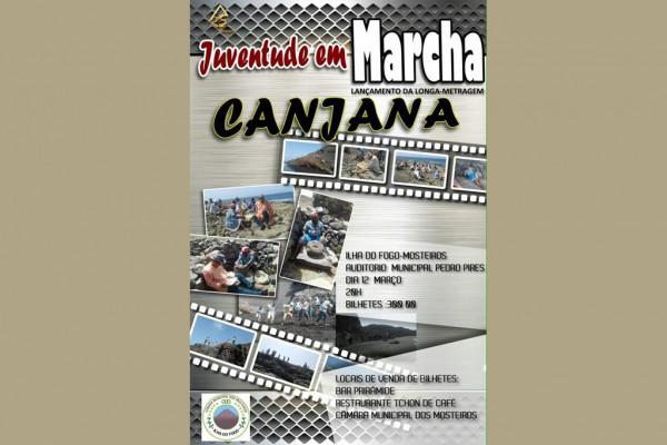 I Mostra de Teatro de Mosteiros: Juventude em Marcha apresenta 'Canjana' no Auditório Municipal