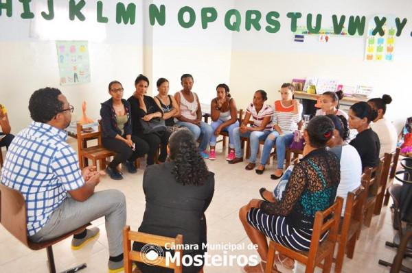 Zona Sul: Vereação reúne mulheres em roda de conversa