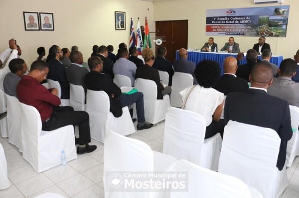 ANMCV/Brava: Mosteiros presente na 6ª reunião ordinária do Conselho Geral