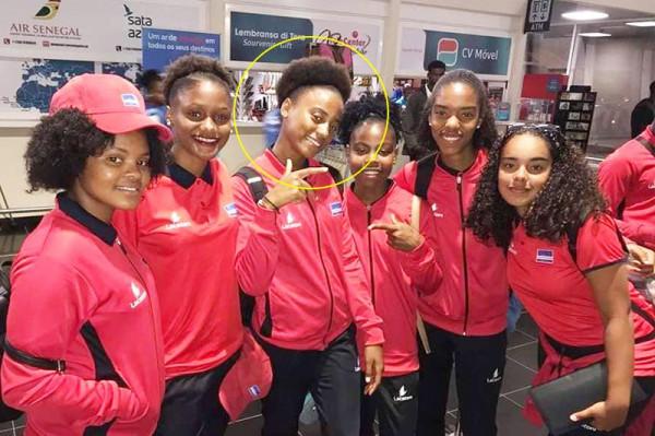 Atletismo: Michaela Rodrigues representa Cabo Verde nos Jogos das Ilhas em França