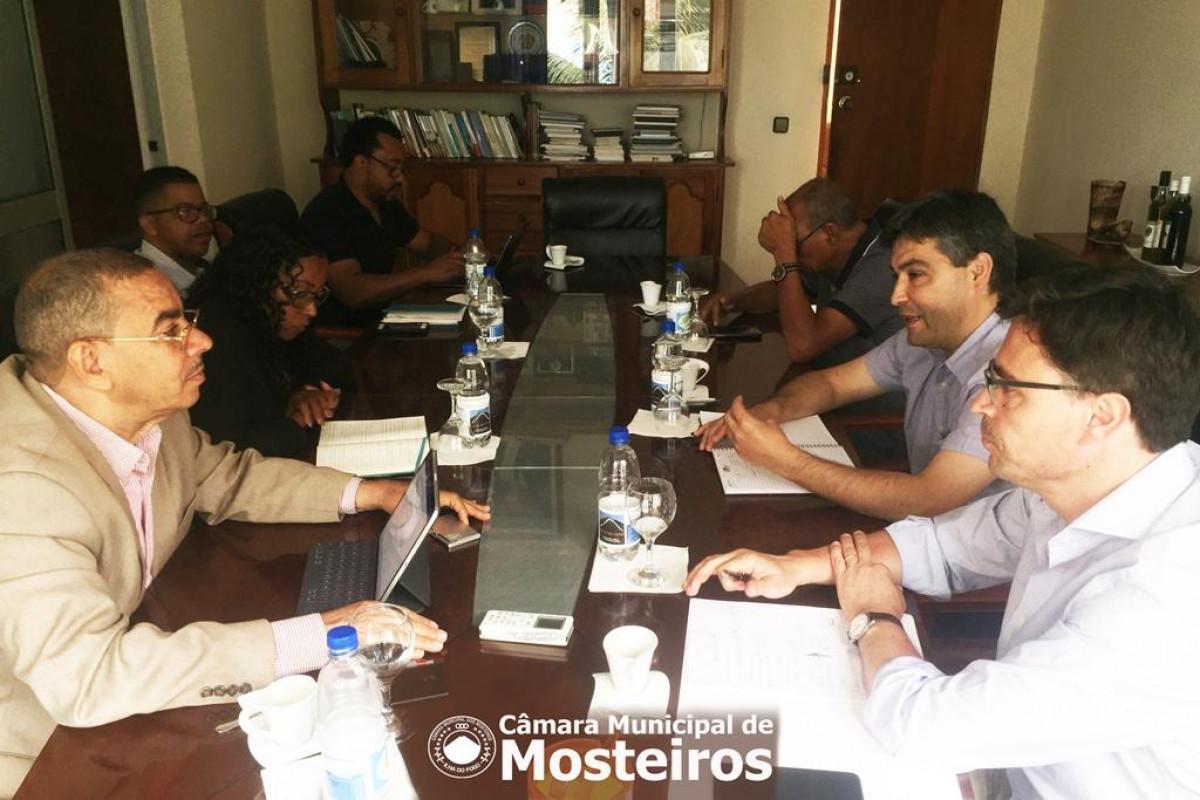 Ensino Superior: Representantes do Instituto Politécnico de Bragança recebidos na Câmara Municipal