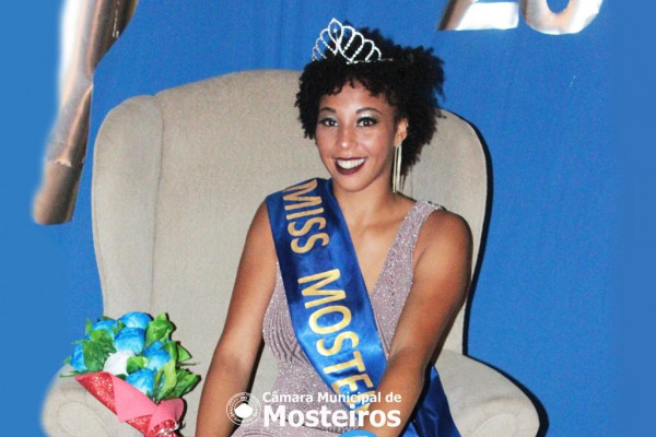 Festas Município 2019: Noemy Miranda eleita Miss Mosteiros