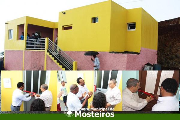 Habitação: Câmara Municipal entrega moradias na Zona Norte e em Cutelo Alto