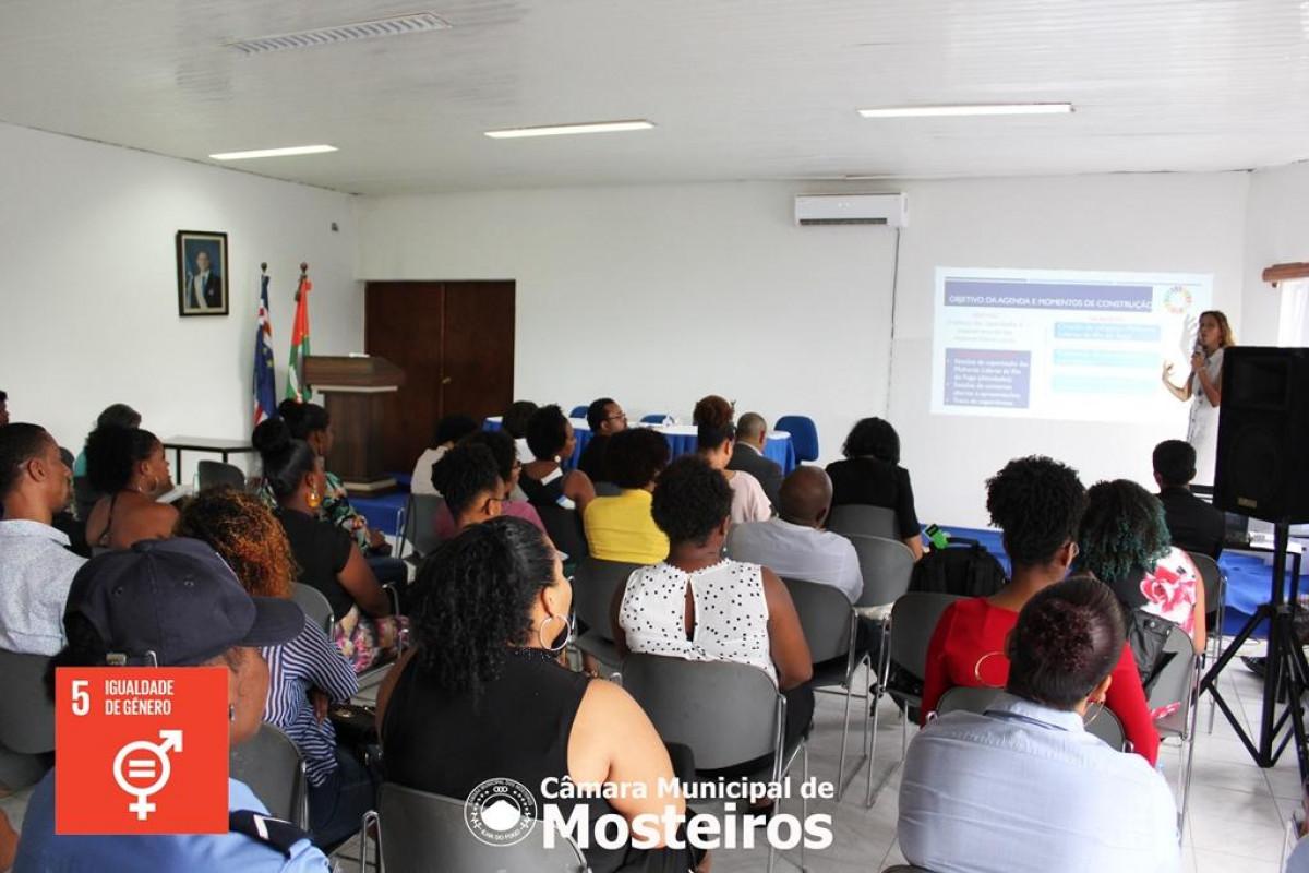 ODS 2030: Mosteiros  acolhe Lançamento da Agenda Comum de Género