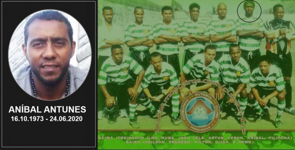 Luto: Morreu Anílbal, campeão pelo Cutelinho em 2002/03