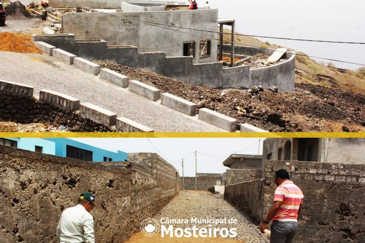 Zona Sul: Com praça em fase de conclusão CMM realiza obras de arruamento em Relvas