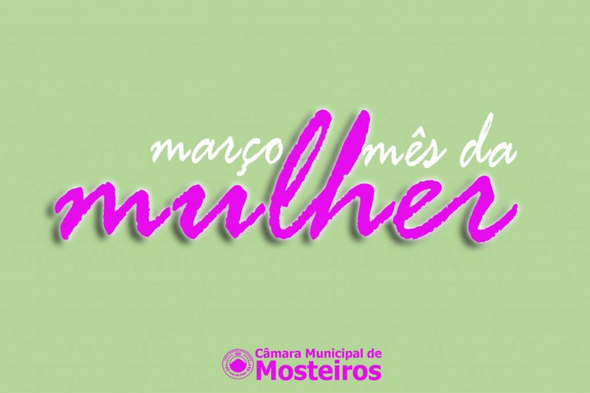 Março: CMM aprova programa para mês da Mulher