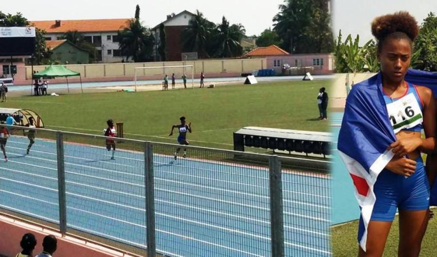 Jogos da CPLP: Michaela Rodrigues consegue duas medalhas de bronze para Cabo Verde