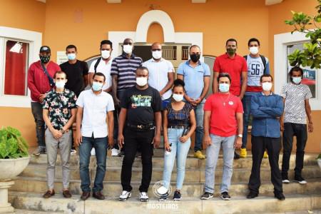 Participação: Membros do Conselho Municipal de Desporto e Cultura tomam posse