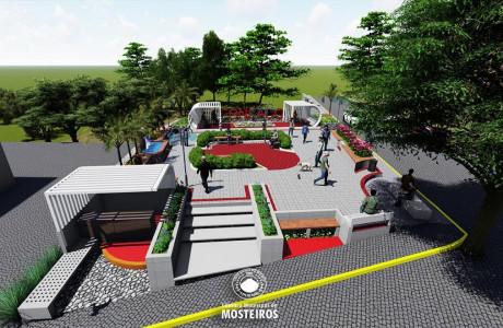 Fonsaco: Câmara Municipal aprova projeto de construção de praça